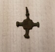 Old Cross Kievan Rus' Archaeological Finds Antique Cross Excavation Finds Viking