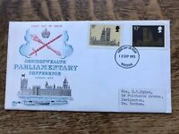 GB 1973 First Day Cover Commonwealth Parliamentary Conference