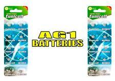 20 x AG1 LR621 364 SR621SW G1 GP364 LR60 L621 1.5V Button Coin Cell Batteries
