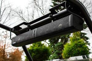 Hifonics TPS-10 Ten-Speaker Bluetooth Marine Polaris/ATV/UTV/RZR Soundbar System