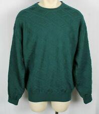 Titleist by Corbin Windstopper Merino Wool Green Pullover Golf Sweater XXL 2XL