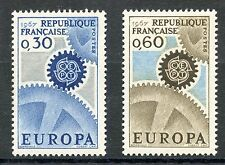 STAMP / TIMBRE FRANCE NEUF LUXE ** N° 1521/1522 ** EUROPA