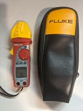 Amprobe Acdc 400 Acdc 400 A Digital Clamp Multimeter With Fluke Case No Probes