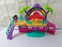 Fisher-Price Nickelodeon Dora and Friends Cafe TESTED