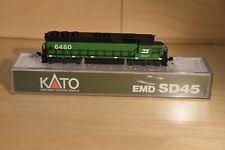 Kato N SD45 BN 6480
