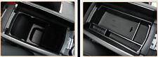 1PCS Car Front Central Armrest Interior Storage Box For Peugeot 5008 GT 2017