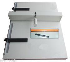 A3 paper folding machine creasing 460mm Manual paper marking press