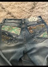 Womens Miss Me Jeans Size 30 Great Condition