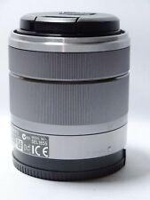 SONY 18-55mm F3.5-5.6 Lente para NEX3 NEX5 OSS E NEX5R NEX7 NEX6000 NEX6 a7R III