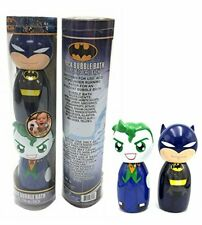 Batman & The Joker Dual Pack Bubble Bath 3.38 oz. (Each)