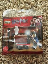 LEGO 30110 Harry Potter w/ Trunk and Hedwig (Owl)