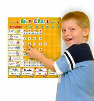 Magnetic Star Chart   Reward Chart   Large