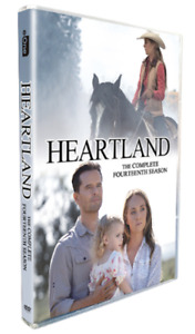Heartland Season 14 Complete DVD Watched Once