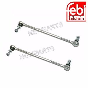For BMW E82 E89 E90 Front Sway Bar End Link SET OF 2 BILSTEIN