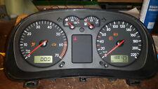 4976 Tacho Kombiinstrument VW Bora 2,0 Benziner VDO 1J0919861 188125 km