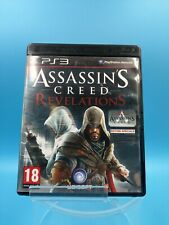 jeu video sony playstation 3 ps3 complet PAL assassin's creed revelations 18 ans