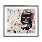 Jean-Michel Basquiat: Glenn Framed Print NEW FREE SHIPPING poster painting book