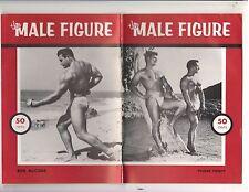 The MALE FIGURE muscle gay interest magazine/Ziegfried + Hans Volume 20