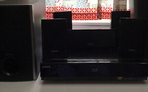 sony home theater system 5.1