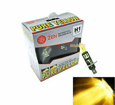 X2 H1 Type 2800K Xenon HID Halogen Headlight Bulb Pure Yellow Lamp 100W Headlamp