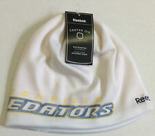 NHL Nashville Predators Reebok Winter Cuffless Knit Hat Beanie Cap NEW!!
