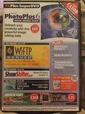PC Plus Super DVD SERIF Photoplus 6 WS _ FTP Server 3.1