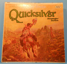 QUICKSILVER MESSENGER SERVICE HAPPY TRAILS LP 1969 ORIGINAL GREAT COND! VG/VG!!