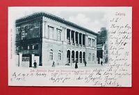 AK Alt LEIPZIG 1904 Das Römische Haus am Peterssteinweg   ( 33247