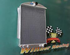 A-Class ALUMINUM RADIATOR CHEVY CAR STREET ROD AUTO 1940-1941 56MM