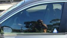 JAGUAR X TYPE LEFT FRONT DOOR WINDOW / GLASS 09/01-12/10