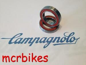 Campagnolo Scirocco Pre`14 Wheel Hub Bearings -SC013 Chrome /Stainless /Ceramic