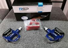 LOOK KEO OUTLAND BLUE PEDALS
