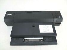 Dell E-Port Replicator Pr02X Docking Station For Dell E Series Laptop