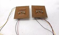 PAIR OF CROSSOVERS -  FOR LARGE ADVENT SPEAKERS