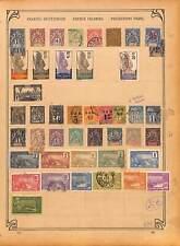 [702063] B/TB||O/Used || - France (colonies)  - Colonie Française, Arts, Portrai