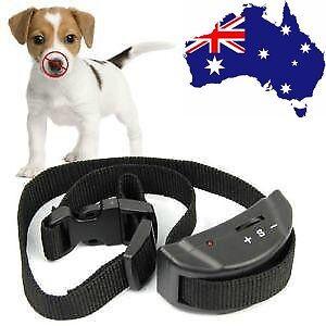2020 AUTOMATIC ANTI BARK COLLAR STOP BARKING DOG TRAINING COLLAR