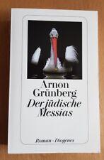 Der jüdische Messias (detebe, Band 24285) Taschenbuch – von Arnon Grünberg