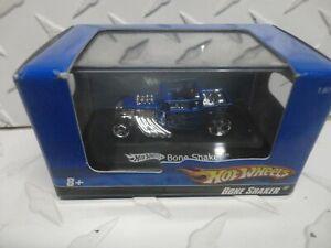 Hot Wheels 1:87 Scale Blue Box Blue Bone Shaker