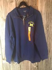 Champion elite University of Michigan Long Sleeve Mens Shirt XXL (41A4-A6) NWT