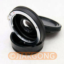PENTAX PK K Lens to NIKON Mount Adapter Infinity Focus