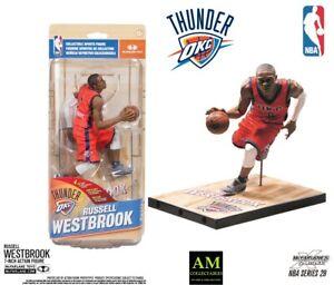McFarlane NBA 29 - Okc Thunder - Russel Westbrook - Figura - Nuovo/Originale