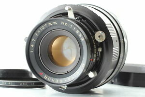 [Exc+3] Mamiya Sekor P 127mm f/4.7 for Universal Press Super 23 From JAPAN