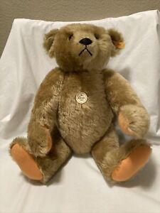 "Steiff EAN 000256 Replica 1906, 20"" Teddy Bear"