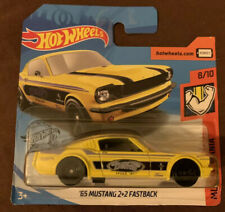Hot Wheels Ford Mustang Fastback NEW And Sealed 1/64