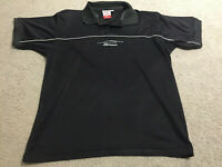 Holden Monaro Mens Black Polo Size Small Vintage 2001 Official Licensed