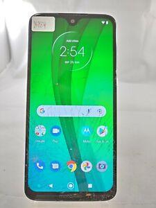 Motorola Moto G7 XT1962-1 64GB AT&T Google FI GSM Unlocked Smartphone White X984