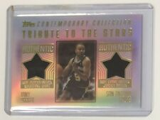 2003-04 Tony Parker Topps Contemporary Tribute To The Stars #'D 41/50 Card TS-TP