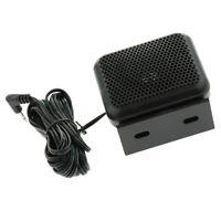 MagiDeal Car Radio Mini Portable Loudspeaker Walkie Talkie External Speaker