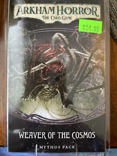 Arkham Horror The Card Game: Weaver of the Cosmos Mythos Pack FFGAHC44