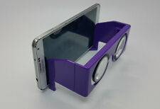 Storm Mini VR (Purple),The smallest Goggles,compatible with google cardboard App